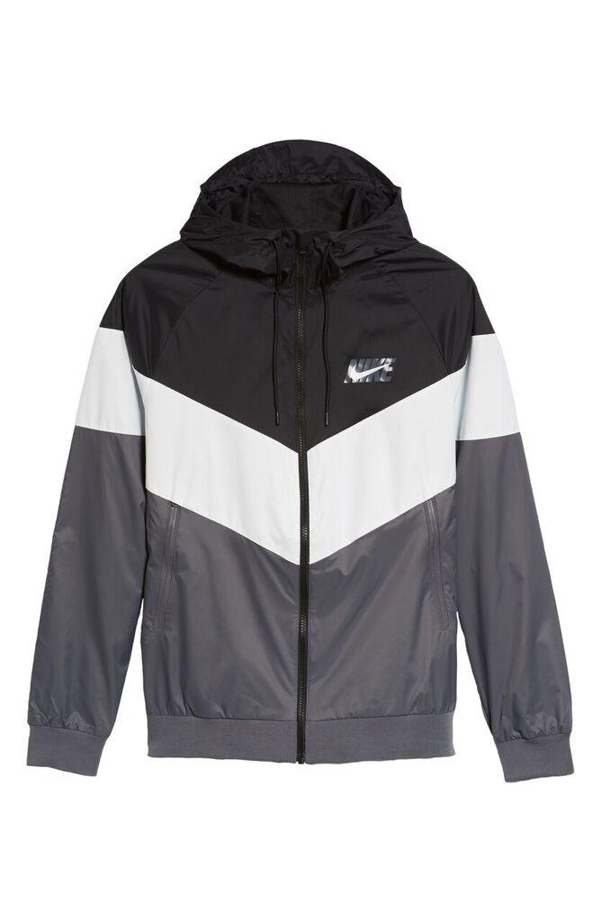 Nike, Windrunner Jacket,  $74.90, After Sale $100